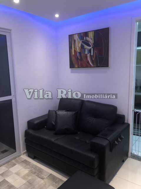 SALA 3 - Apartamento 2 quartos à venda Irajá, Rio de Janeiro - R$ 260.000 - VAP20174 - 4