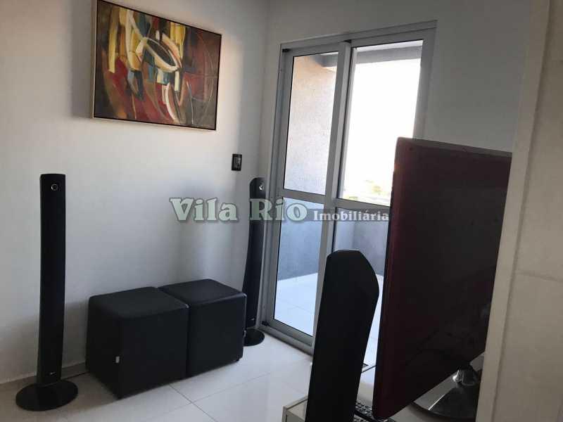 SALA 5 - Apartamento 2 quartos à venda Irajá, Rio de Janeiro - R$ 260.000 - VAP20174 - 6