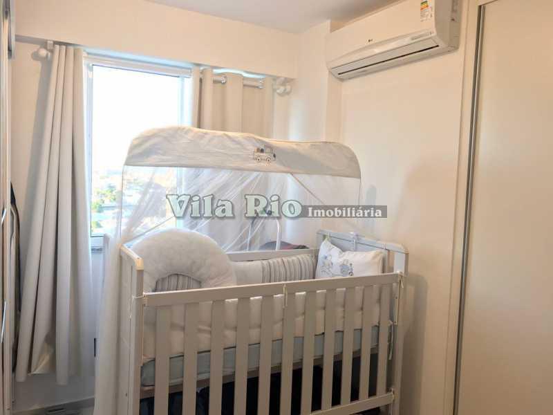 QUARTO 2 - Apartamento 2 quartos à venda Irajá, Rio de Janeiro - R$ 260.000 - VAP20174 - 8