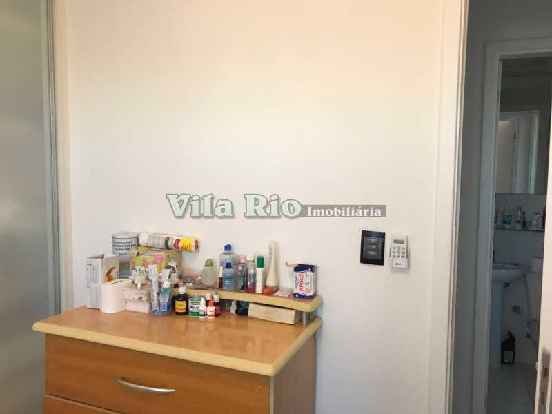 QUARTO - Apartamento 2 quartos à venda Irajá, Rio de Janeiro - R$ 260.000 - VAP20174 - 10