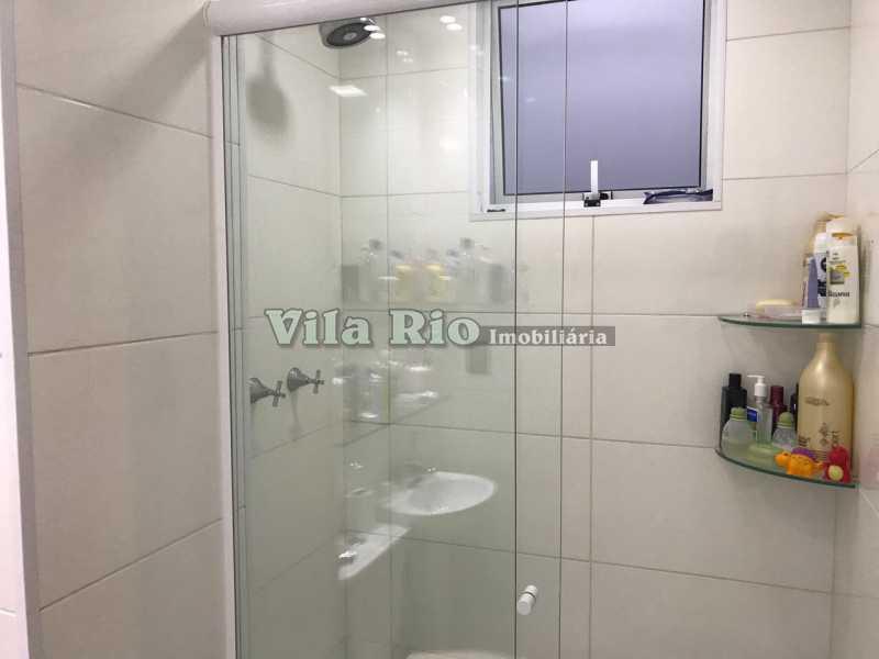 BANHEIRO 1 - Apartamento 2 quartos à venda Irajá, Rio de Janeiro - R$ 260.000 - VAP20174 - 17