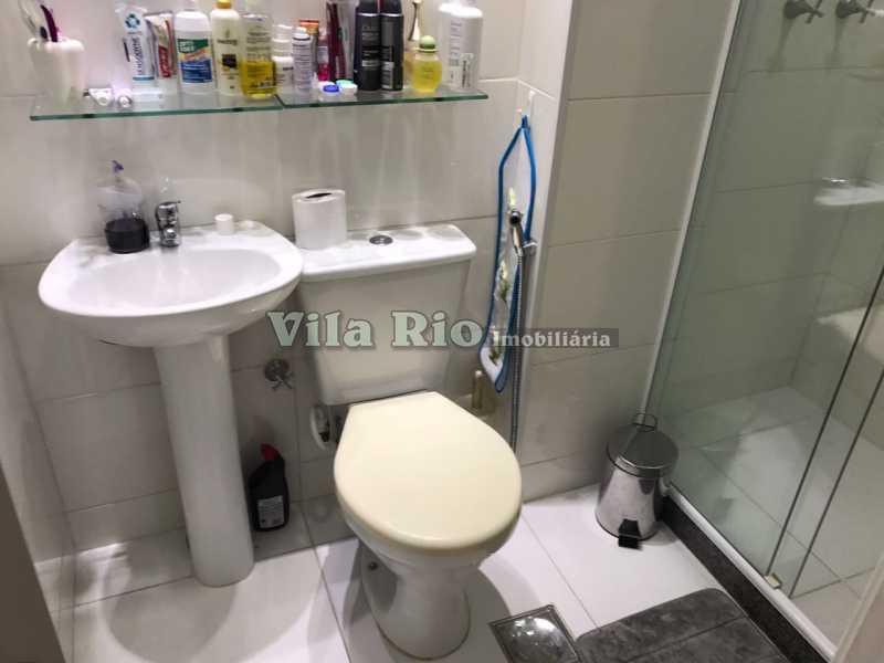 BANHEIRO - Apartamento 2 quartos à venda Irajá, Rio de Janeiro - R$ 260.000 - VAP20174 - 19