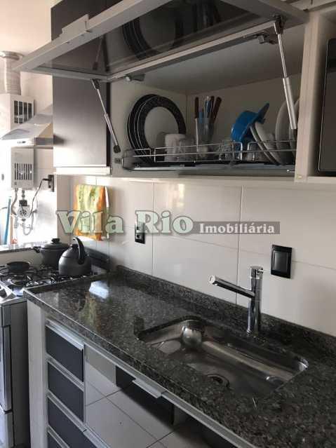 COZINHA 1 - Apartamento 2 quartos à venda Irajá, Rio de Janeiro - R$ 260.000 - VAP20174 - 21