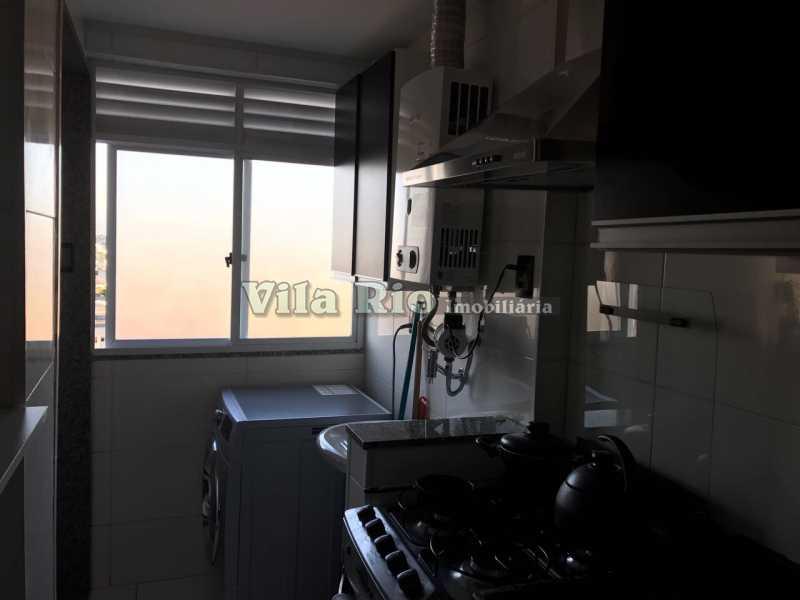 COZINHA 2 - Apartamento 2 quartos à venda Irajá, Rio de Janeiro - R$ 260.000 - VAP20174 - 22