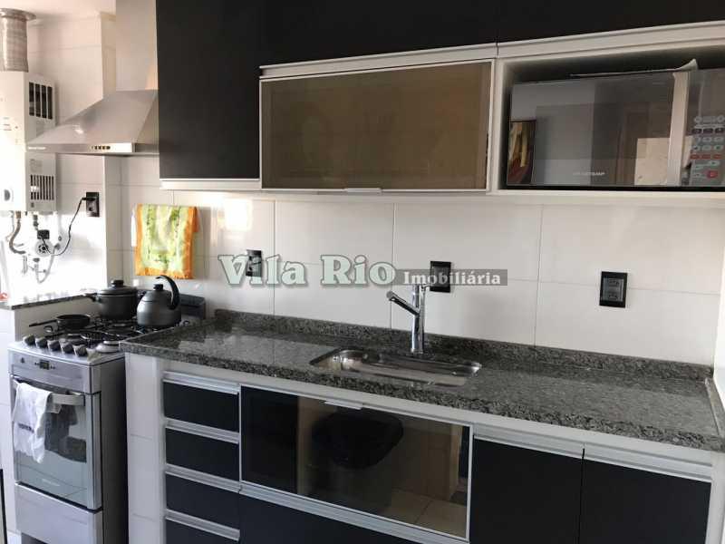 COZINHA 5 - Apartamento 2 quartos à venda Irajá, Rio de Janeiro - R$ 260.000 - VAP20174 - 24
