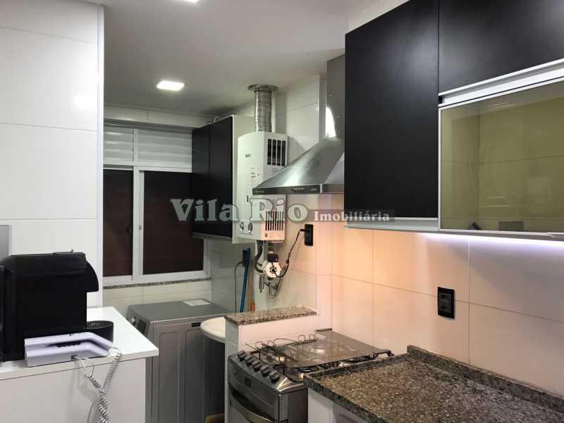 COZINHA 6 - Apartamento 2 quartos à venda Irajá, Rio de Janeiro - R$ 260.000 - VAP20174 - 25