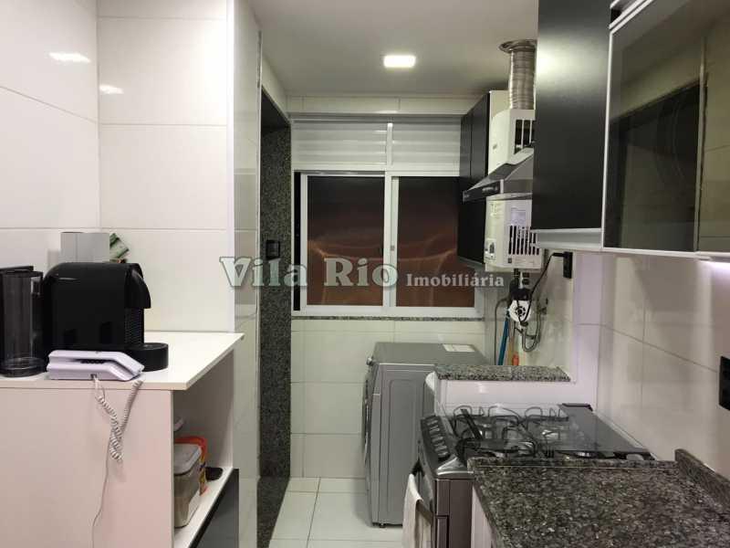 COZINHA 10 - Apartamento 2 quartos à venda Irajá, Rio de Janeiro - R$ 260.000 - VAP20174 - 26