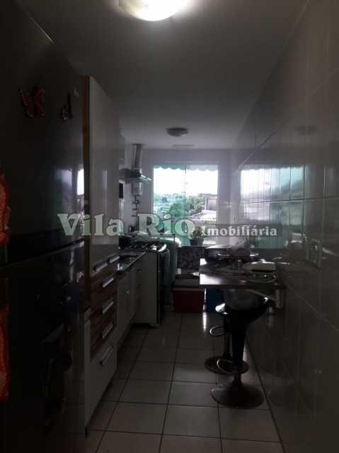 COZINHA 1 - Apartamento Pilares,Rio de Janeiro,RJ À Venda,2 Quartos,65m² - VAP20176 - 12