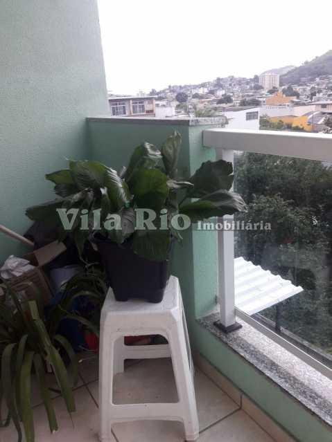 VARANDA - Apartamento Pilares,Rio de Janeiro,RJ À Venda,2 Quartos,65m² - VAP20176 - 15