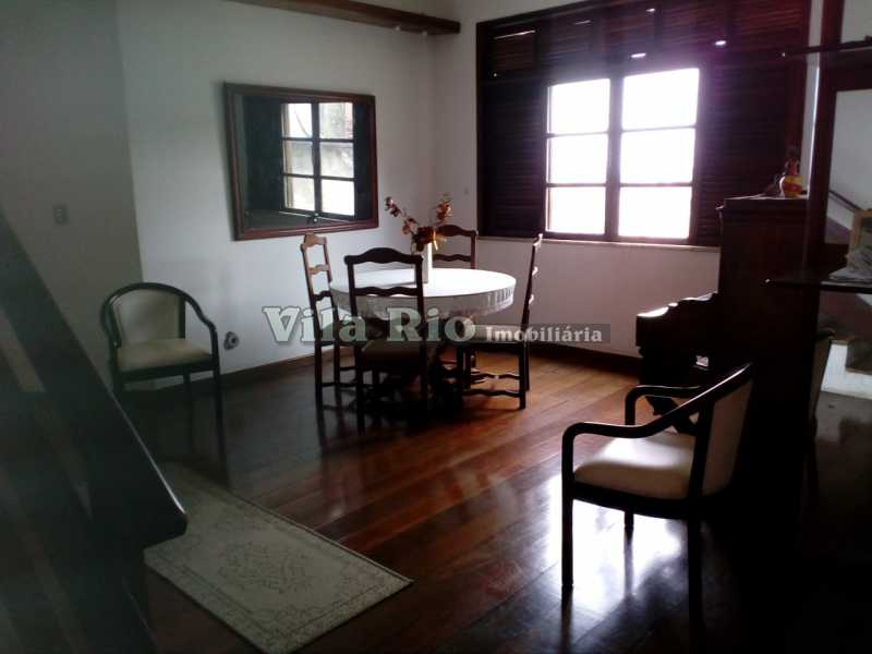 SALA1 - Casa 4 quartos à venda Vila Kosmos, Rio de Janeiro - R$ 630.000 - VCA40009 - 3