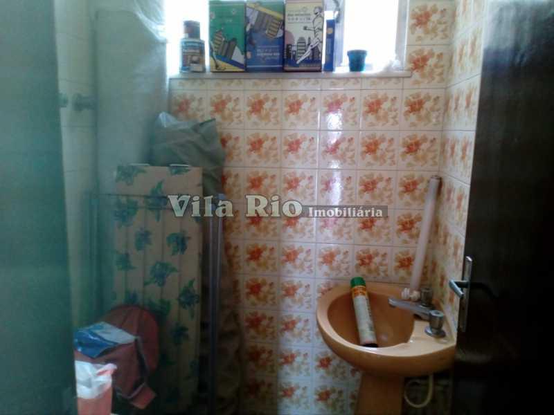 BANHEIRO - Casa 4 quartos à venda Vila Kosmos, Rio de Janeiro - R$ 630.000 - VCA40009 - 5