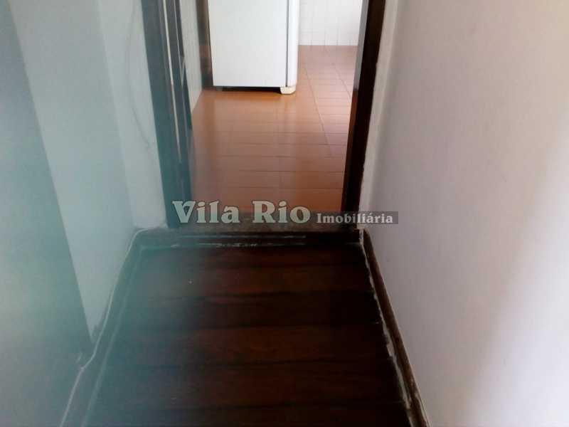CIRCULAÇÃO - Casa 4 quartos à venda Vila Kosmos, Rio de Janeiro - R$ 630.000 - VCA40009 - 6