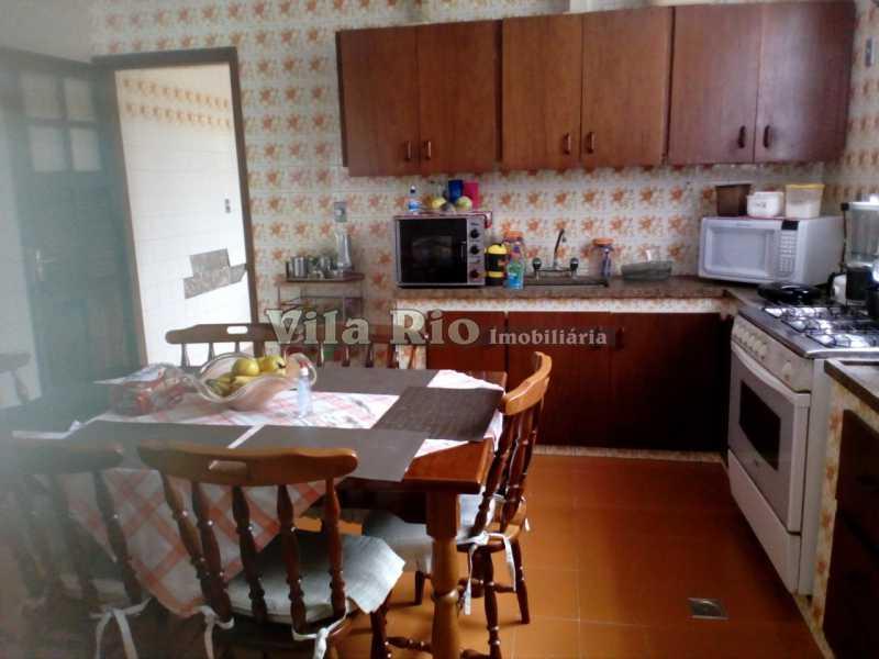 COZINHA - Casa 4 quartos à venda Vila Kosmos, Rio de Janeiro - R$ 630.000 - VCA40009 - 7