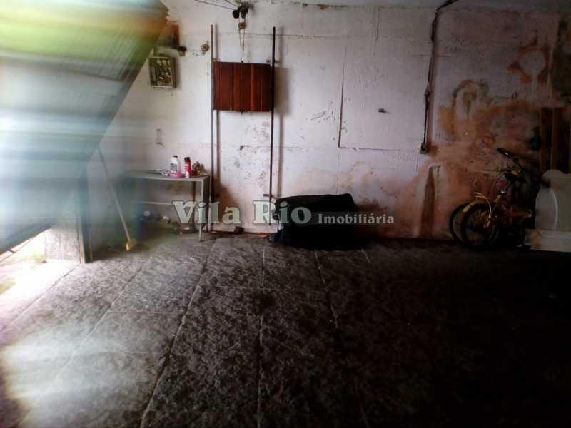 GARAGEM - Casa 4 quartos à venda Vila Kosmos, Rio de Janeiro - R$ 630.000 - VCA40009 - 12