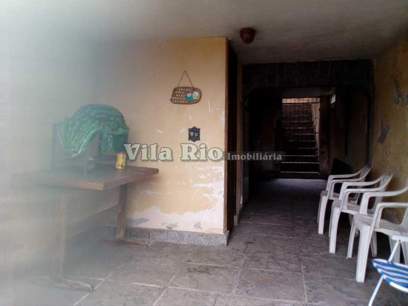 LATERAL - Casa 4 quartos à venda Vila Kosmos, Rio de Janeiro - R$ 630.000 - VCA40009 - 13