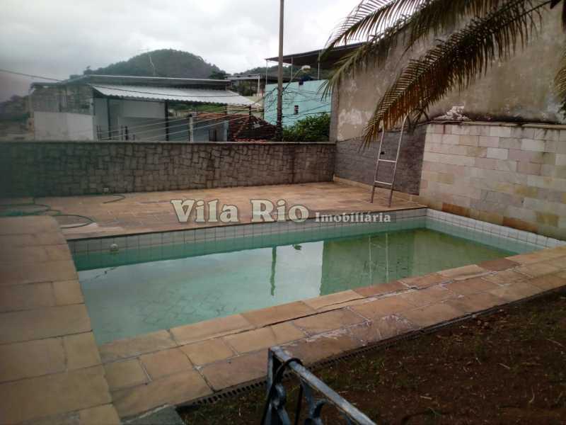 PISCINA - Casa 4 quartos à venda Vila Kosmos, Rio de Janeiro - R$ 630.000 - VCA40009 - 14
