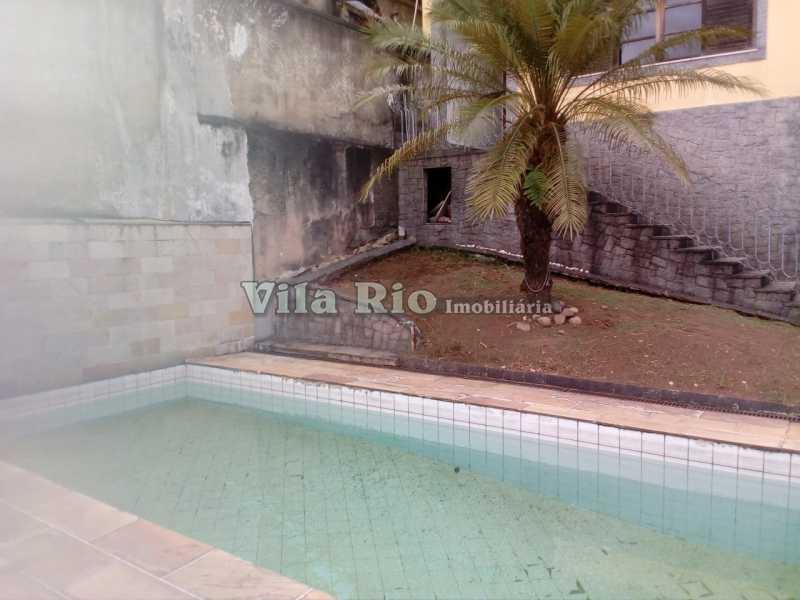 PISCINA1 - Casa 4 quartos à venda Vila Kosmos, Rio de Janeiro - R$ 630.000 - VCA40009 - 15