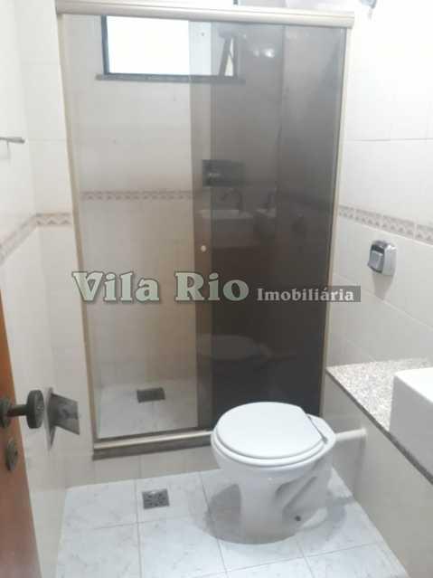 Banheiro suíte 1 - Apartamento 3 quartos para alugar Vila da Penha, Rio de Janeiro - R$ 1.900 - VAP30052 - 11