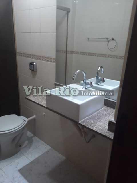 Banheiro suíte.2 - Apartamento 3 quartos para alugar Vila da Penha, Rio de Janeiro - R$ 1.900 - VAP30052 - 12