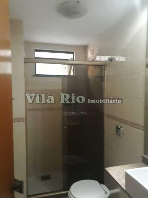 Banheiro suíte - Apartamento 3 quartos para alugar Vila da Penha, Rio de Janeiro - R$ 1.900 - VAP30052 - 13