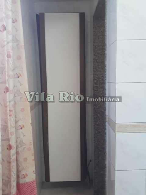 Armário de serviço - Apartamento 3 quartos para alugar Vila da Penha, Rio de Janeiro - R$ 1.900 - VAP30052 - 20
