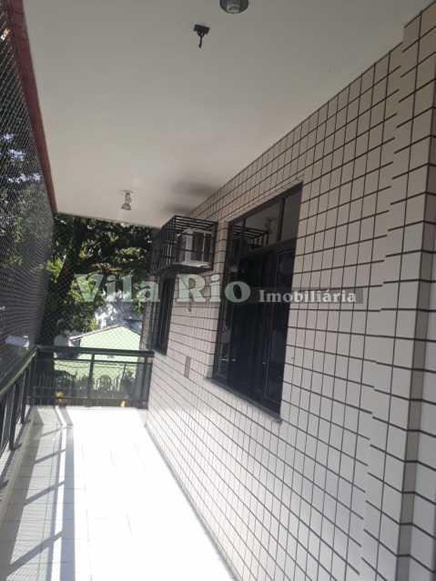 Varanda - Apartamento 3 quartos para alugar Vila da Penha, Rio de Janeiro - R$ 1.900 - VAP30052 - 21