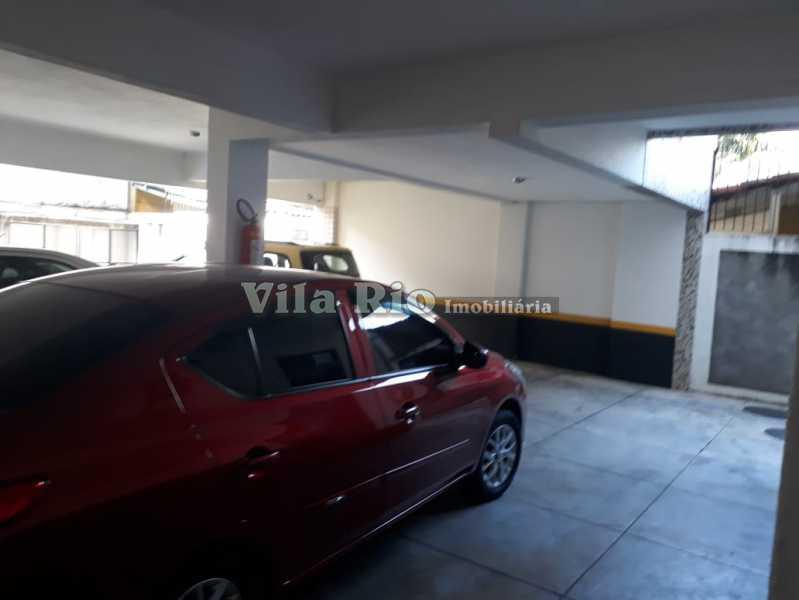Garagem - Apartamento 3 quartos para alugar Vila da Penha, Rio de Janeiro - R$ 1.900 - VAP30052 - 24
