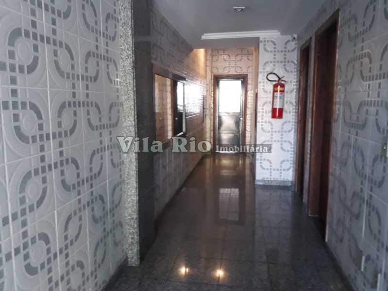 Hall de entrada - Apartamento 3 quartos para alugar Vila da Penha, Rio de Janeiro - R$ 1.900 - VAP30052 - 25