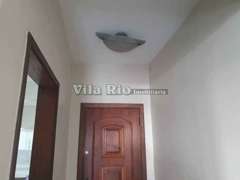 Hall - Apartamento 3 quartos para alugar Vila da Penha, Rio de Janeiro - R$ 1.900 - VAP30052 - 23