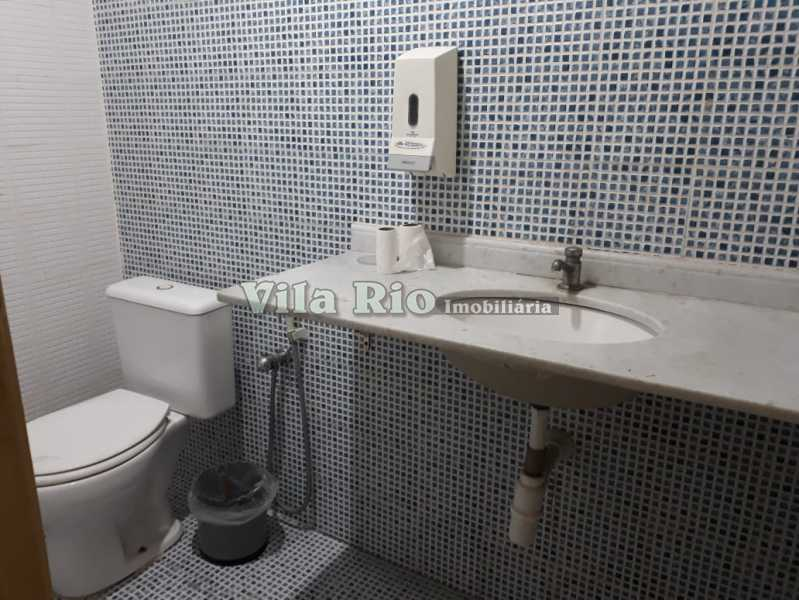 Banheiro - Galpão 780m² à venda Jardim América, Rio de Janeiro - R$ 1.000.000 - VGA00010 - 5