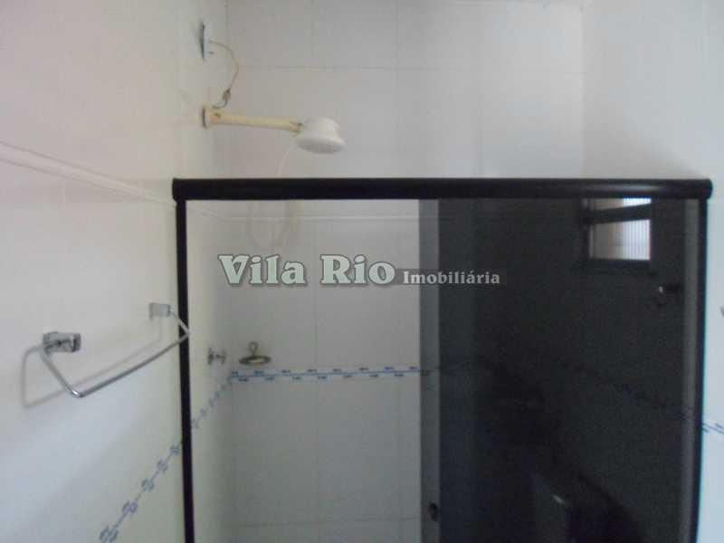 BANHEIRO 1 - Casa Vaz Lobo,Rio de Janeiro,RJ À Venda,2 Quartos,183m² - VCA20020 - 8