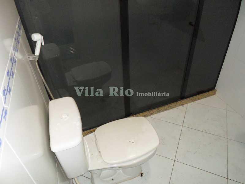 BANHEIRO 2 - Casa Vaz Lobo,Rio de Janeiro,RJ À Venda,2 Quartos,183m² - VCA20020 - 9