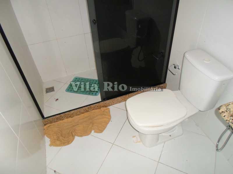 BANHEIRO 3 - Casa Vaz Lobo,Rio de Janeiro,RJ À Venda,2 Quartos,183m² - VCA20020 - 10