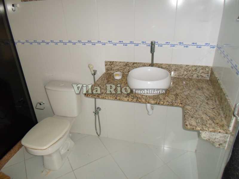 BANHEIRO 4 - Casa Vaz Lobo,Rio de Janeiro,RJ À Venda,2 Quartos,183m² - VCA20020 - 11