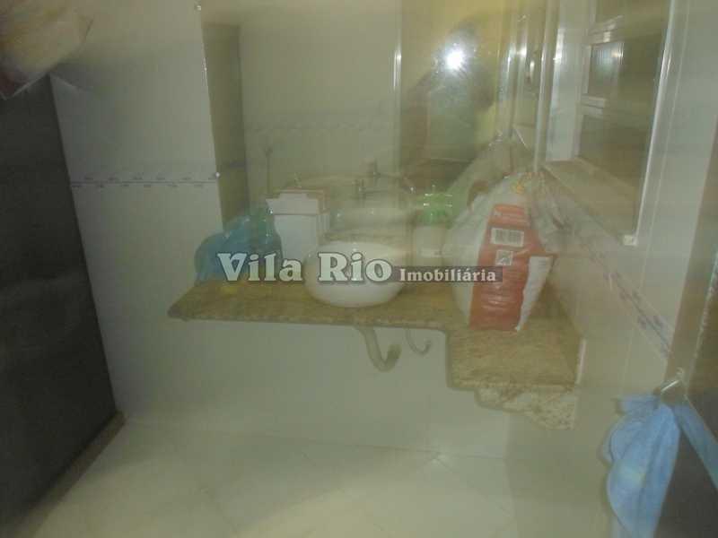 BANHEIRO 5 - Casa Vaz Lobo,Rio de Janeiro,RJ À Venda,2 Quartos,183m² - VCA20020 - 12