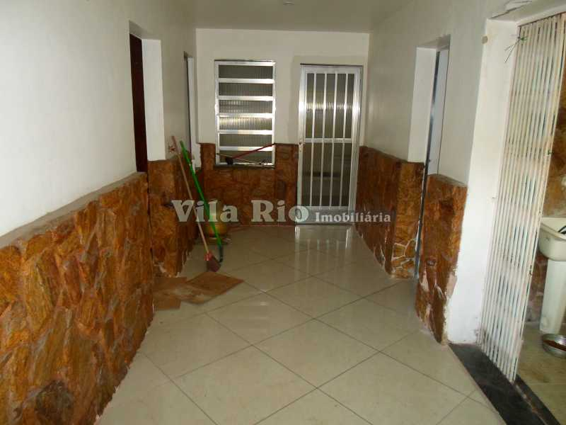 HALL - Casa Vaz Lobo,Rio de Janeiro,RJ À Venda,2 Quartos,183m² - VCA20020 - 17