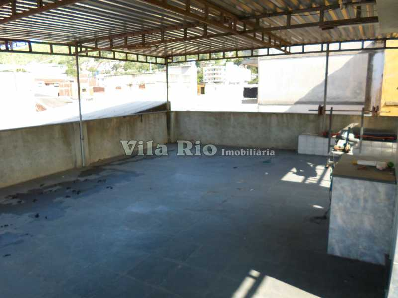 TERRAÇO 2 - Casa Vaz Lobo,Rio de Janeiro,RJ À Venda,2 Quartos,183m² - VCA20020 - 20