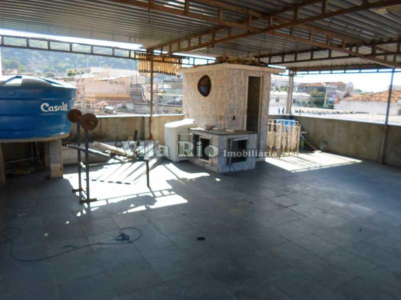 TERRAÇO 3 - Casa Vaz Lobo,Rio de Janeiro,RJ À Venda,2 Quartos,183m² - VCA20020 - 21