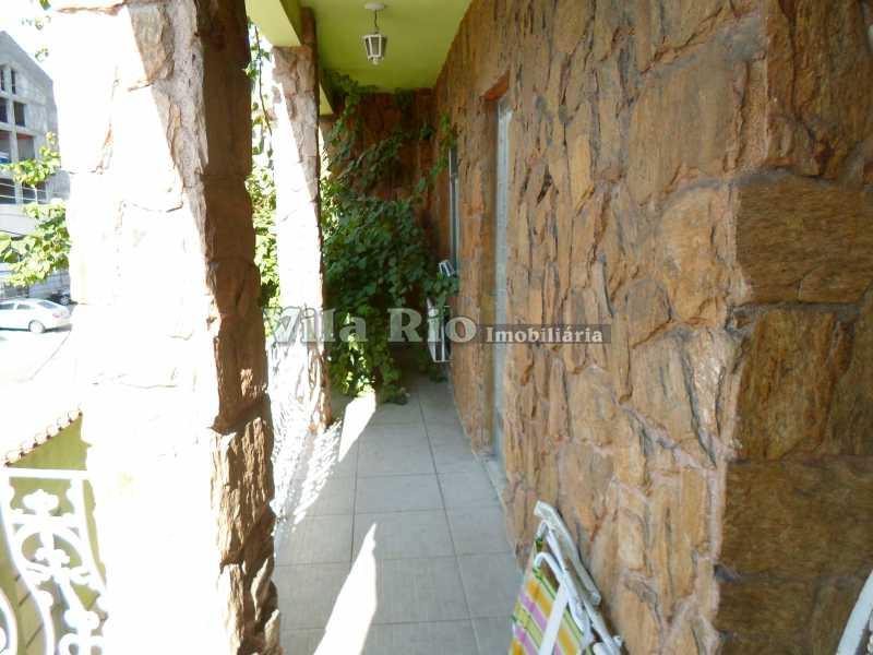 VARANDA 2 - Casa Vaz Lobo,Rio de Janeiro,RJ À Venda,2 Quartos,183m² - VCA20020 - 23