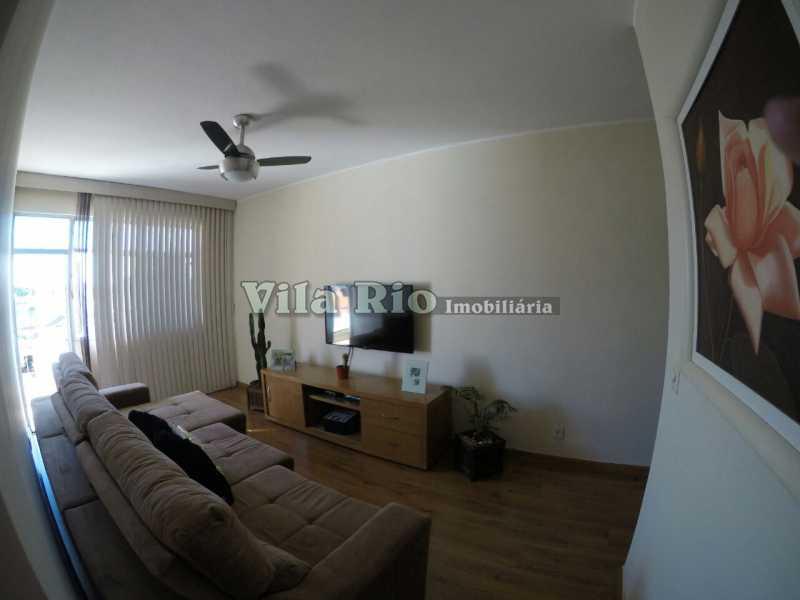 SALA 2 - Apartamento À VENDA, Vila da Penha, Rio de Janeiro, RJ - VAP20197 - 1
