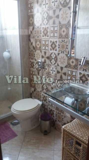 BANHEIRO 1 - Apartamento À VENDA, Vila da Penha, Rio de Janeiro, RJ - VAP20197 - 5