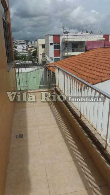 VARANDA - Apartamento À VENDA, Vila da Penha, Rio de Janeiro, RJ - VAP20197 - 14