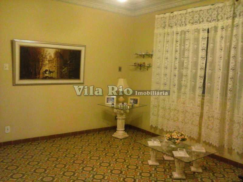 SALA - Casa 4 quartos à venda Vila da Penha, Rio de Janeiro - R$ 950.000 - VCA40010 - 1