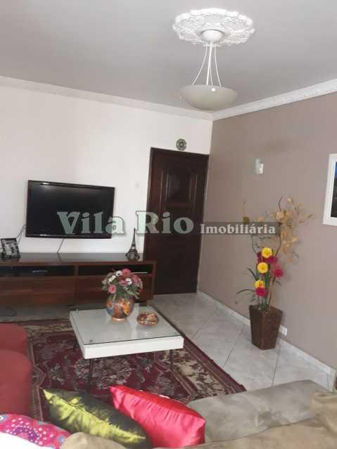 SALA 1 - Apartamento 2 quartos à venda Irajá, Rio de Janeiro - R$ 250.000 - VAP20212 - 1