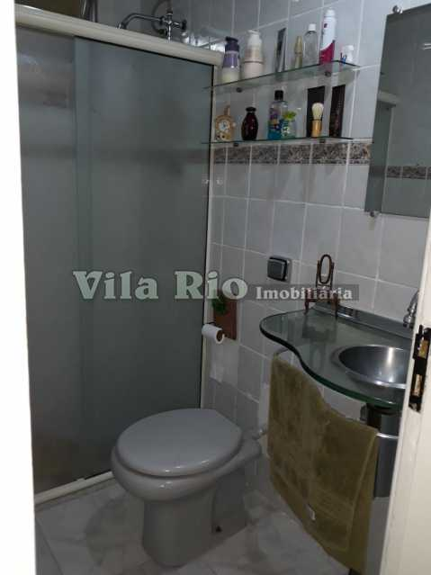 BANHEIRO 2 - Apartamento 2 quartos à venda Irajá, Rio de Janeiro - R$ 250.000 - VAP20212 - 11