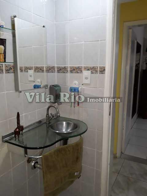 BANHEIRO - Apartamento 2 quartos à venda Irajá, Rio de Janeiro - R$ 250.000 - VAP20212 - 12