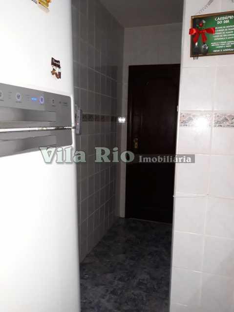 COZINHA 4 - Apartamento 2 quartos à venda Irajá, Rio de Janeiro - R$ 250.000 - VAP20212 - 16