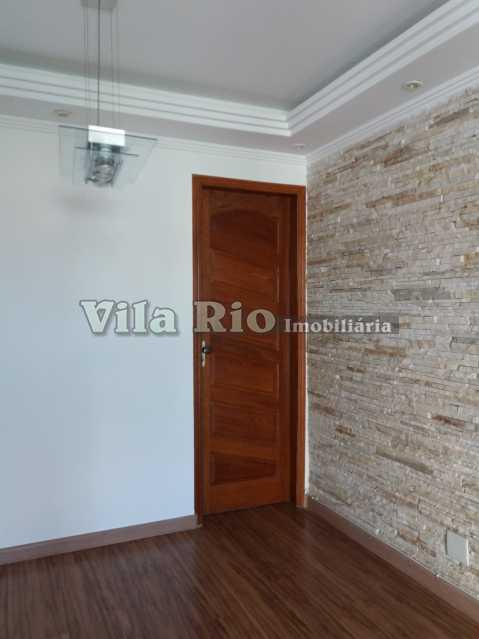 SALA 1 - Apartamento À VENDA, Vila da Penha, Rio de Janeiro, RJ - VAP20214 - 3