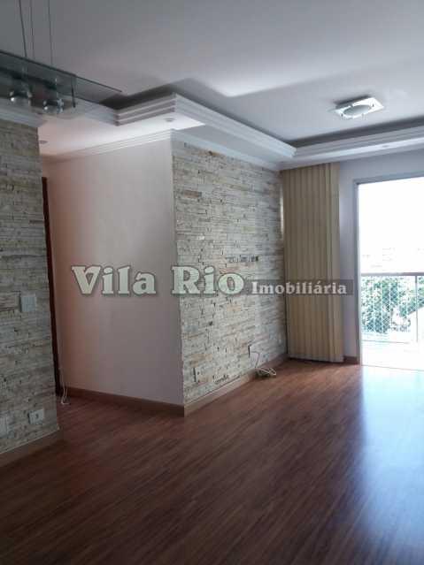 SALA - Apartamento À VENDA, Vila da Penha, Rio de Janeiro, RJ - VAP20214 - 4