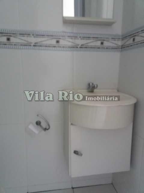 BANHEIRO  1 - Apartamento À VENDA, Vila da Penha, Rio de Janeiro, RJ - VAP20214 - 11